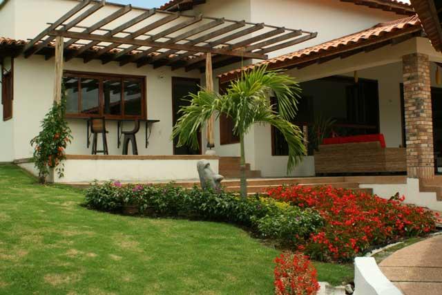 Casa de campo mar verde for Fachadas casas de campo campestres